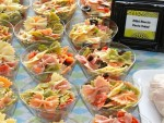 Bow Salad Cups